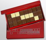 imagen telegrama chocolate