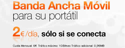 orange internet adsl movil portatil